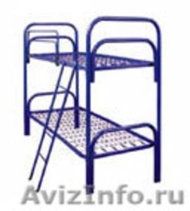 Кровати для больницы, кровати одноярусные, кровати двухъярусные оптом - Изображение #3, Объявление #695577