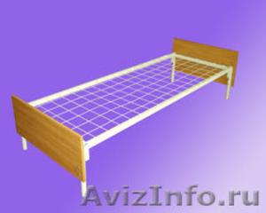 Кровати для больницы, кровати одноярусные, кровати двухъярусные оптом - Изображение #5, Объявление #695577