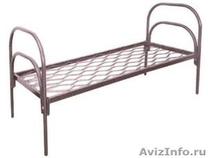 Кровати для больницы, кровати одноярусные, кровати двухъярусные оптом - Изображение #1, Объявление #695577
