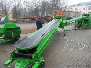 комплекс линии машин для закладки затарки овощехранилища, склада - Изображение #1, Объявление #827662