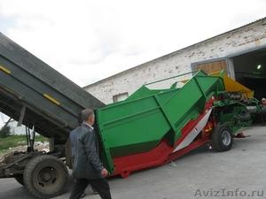 комплекс линии машин для закладки затарки овощехранилища, склада - Изображение #2, Объявление #827662