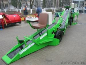 комплекс линии машин для закладки затарки овощехранилища, склада - Изображение #5, Объявление #827662