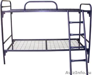 кровати армейские, кровати для лагеря, кровати металлические - Изображение #6, Объявление #904179