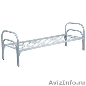 кровати армейские, кровати для лагеря, кровати металлические - Изображение #4, Объявление #904179