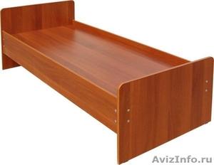 Кровати металлические для турбаз, кровати для гостиницы, кровати двухъярусные - Изображение #4, Объявление #1478840