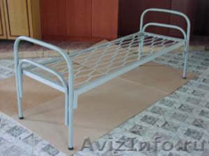 Кровати металлические для турбаз, кровати для гостиницы, кровати двухъярусные - Изображение #6, Объявление #1478840