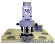 Швейное оборудование - электрический трехпозиционный пресс для фурнитуры.