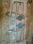 защита переднего бампера на внедорожник «кингурятник» в хроме