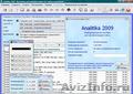 Analitika 2009 - Бесплатная система для ведения учета в торговом предприятии, Объявление #374729