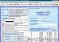 Analitika 2009 - Бесплатная программа для управления торговым предприятием, Объявление #390732