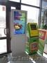 Видео стойка,  установка в торговых центрах.