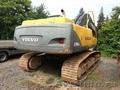 Volvo EC 290 BNLC-гусеничный экскаватор