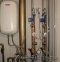 Монтаж канализации, водопровода, отопления.