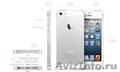 самый тонкий, легкий и многофункциональный аппарат Apple iPhone 5S  Иркутск - Изображение #2, Объявление #1055049