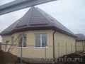 Готовый дом с мансардой 170 кв.м. в Краснодаре!