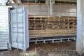 Распродажа камер сушки древесины и ТМД(термомодификации) древесины- новых и б/у  - Изображение #2, Объявление #1115401