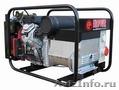 Бензиновый генератор+ блок автозапуска+ короб