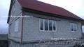 Армированная стяжка домов металлопоясами,  укрепление фундамента.