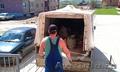 Вывоз мусора Ставрополь от 1500. ГАЗель. ЗИЛ. Грузчики., Объявление #1366929